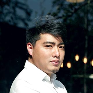 美空网CEO,东北财经大学硕士傅磊照片