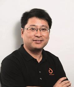 多点(Dmall)创始人刘江峰照片