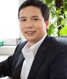 58同城副总裁张川照片