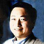 东方网络金融服务有限公司副总经理陈浩波照片