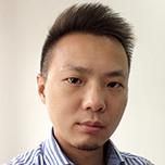 路通网络产品运营总监朱志鹏照片