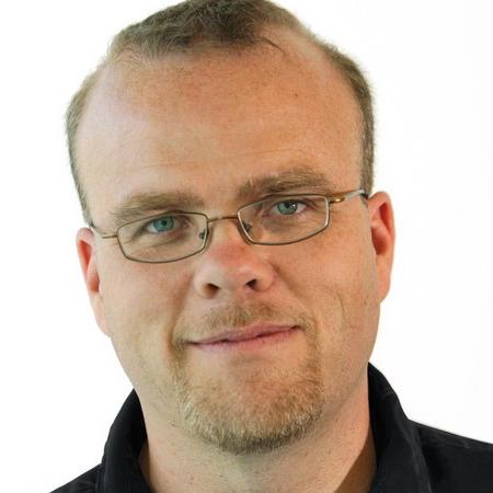 编程语言PHP创始人Rasmus Lerdorf照片