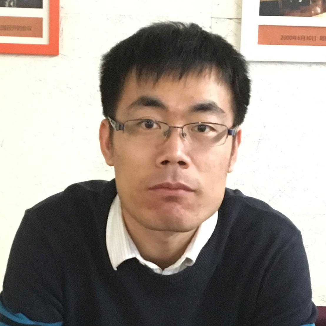 淘宝架构师信海龙照片