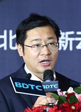中国移动苏州研发中心  总经理助理孙少陵  照片