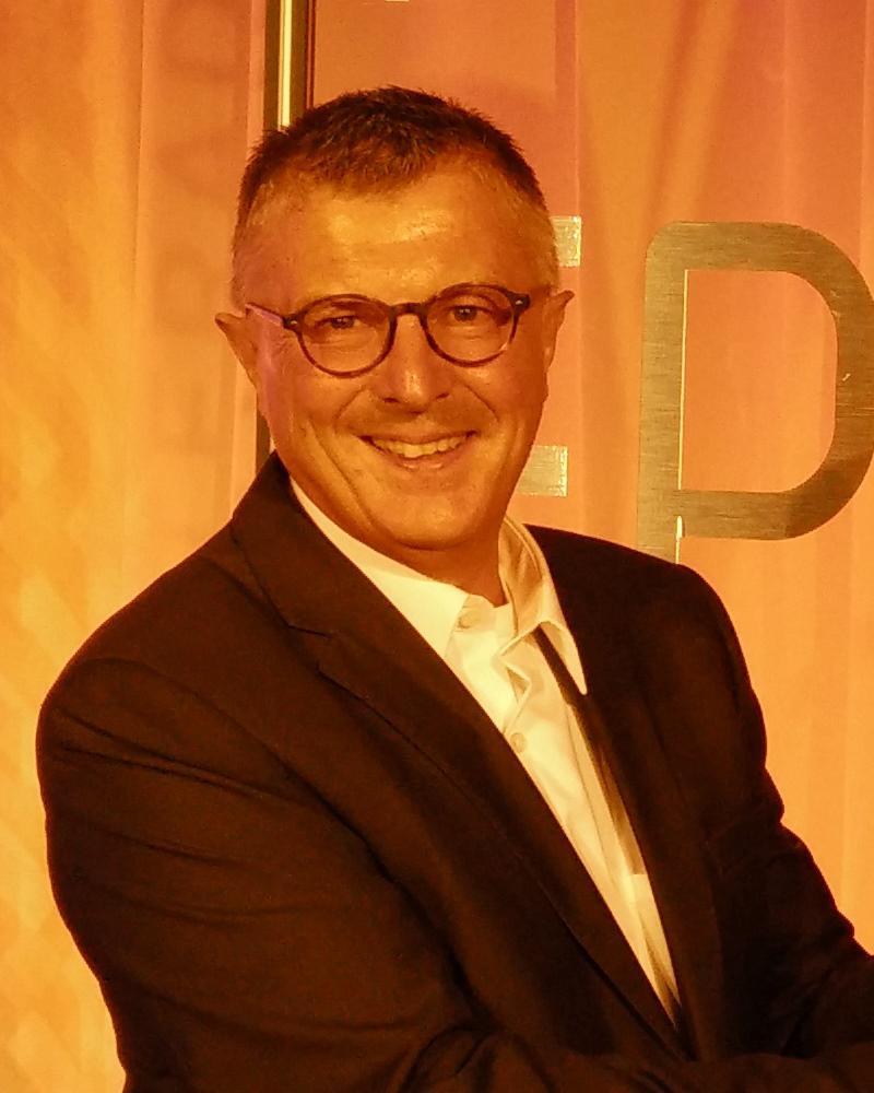 沙特电信客户生命周期管理总经理Luca Decarli照片