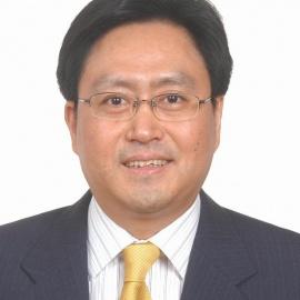 《中国农村金融》杂志社总编辑龚明华照片