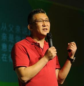 天天果园创始人王伟照片
