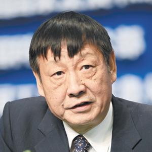 中国人民大学国发院高级研究员曹远征照片
