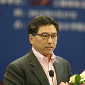 汉德基金董事长蔡洪平照片