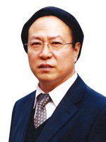 河北省中西医结合医药研究院院长吴以岭照片