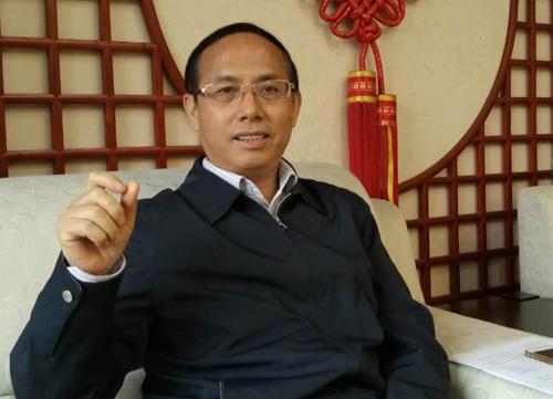 成都中医药大学校长梁繁荣照片