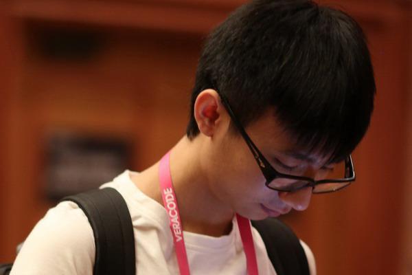 长亭科技创始人陈宇森照片