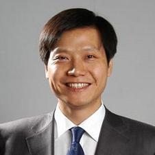 小米科技CEO雷军照片