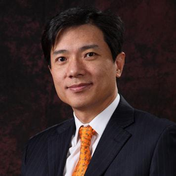 百度公司董事长李彦宏照片
