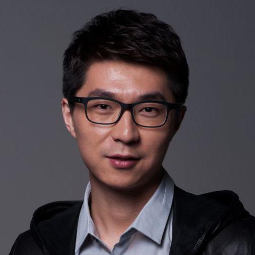 百度副总裁李明远照片