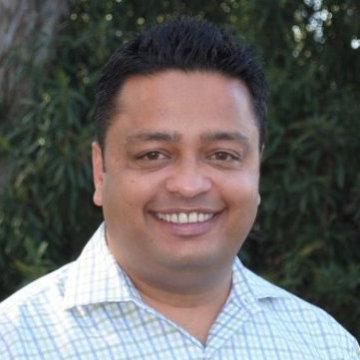FacebookAdTech亚太区发行总监 Ashwin Puri