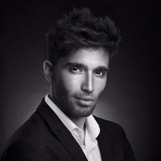 SpotadCo-Founder,Yoav Oz照片