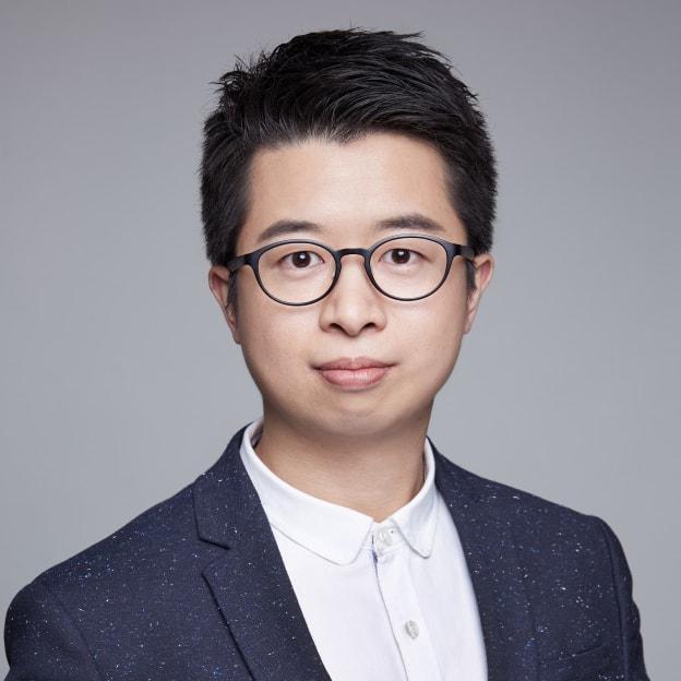 娱乐资本论创始人郑道森照片