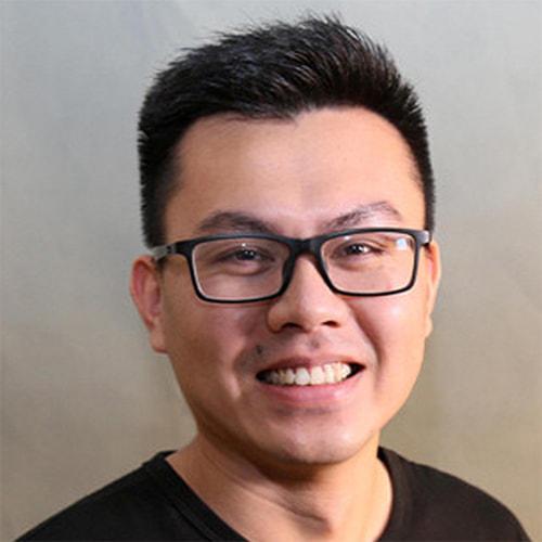 有米传媒副总裁陈坚豪照片
