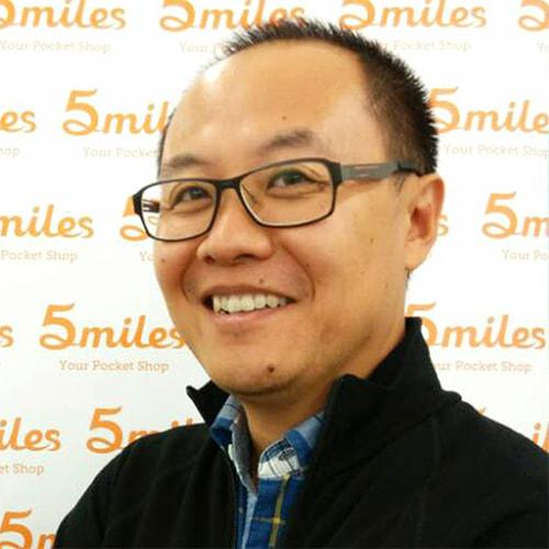 北京第三石信息技术有限公司CEO卢亮照片