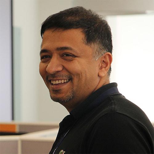 Flipkart首席技术官 Peeyush Ranjan照片