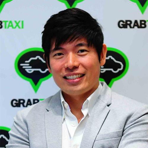Grab集团CEO兼联合创始人 Anthony Tan照片