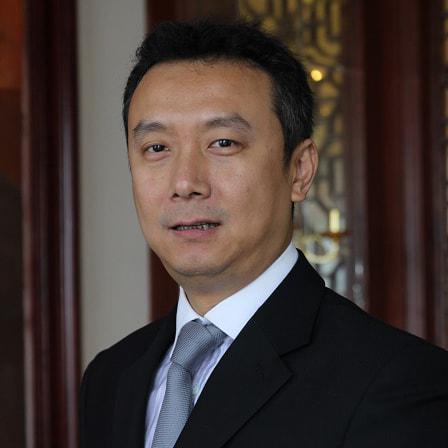 百度战略规划及合作部总经理李政照片