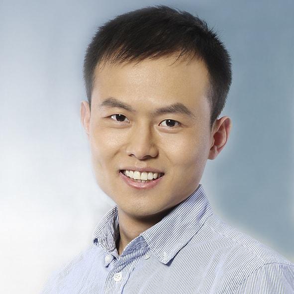 图灵机器人首席执行官俞志晨照片