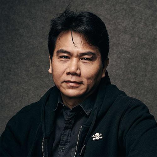 亿动广告传媒创始人兼首席执行官马良骏照片
