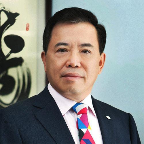 TCL集团董事长李东生照片