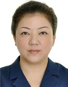 香江百货进口商品部经理  李懿珈