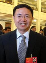 上海市经济和信息化委员会副主任邵志清照片