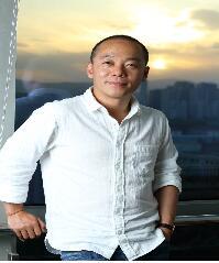 暴风科技创始人冯鑫照片