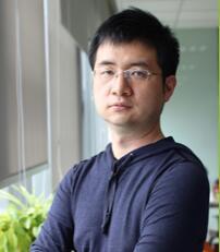 DeNA中国技术总监黄洪鵾照片
