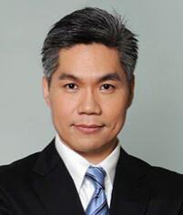 深圳超多维光电子有限公司 总裁许培桢照片