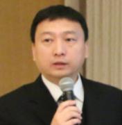 宝峨机械设备(上海)有限公司副总王柳松照片