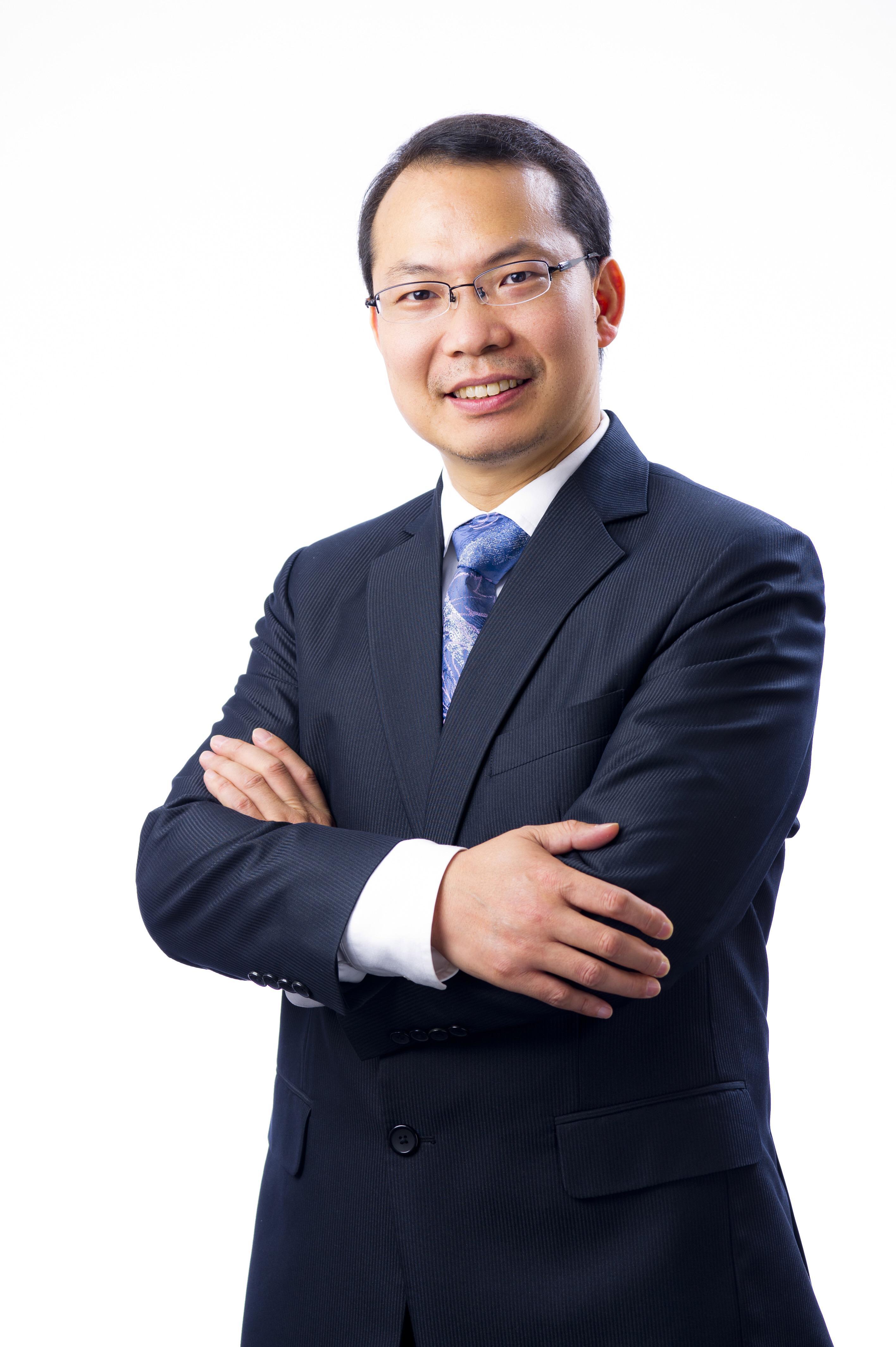 香港城市大学商学院市场营销学系助理教授陈立文照片