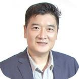 腾讯云副总裁刘克鸿照片