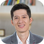 海蜜全球購CEO徐俊照片