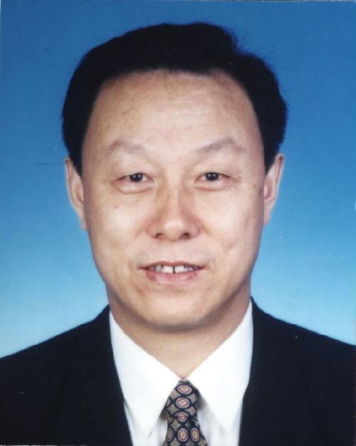 世界畜产学会副主席李德发照片