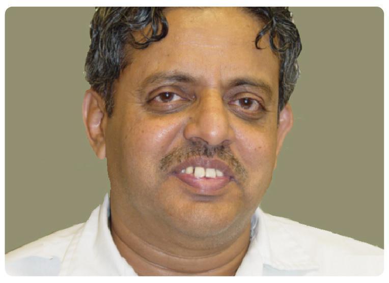 印度班加罗尔辨喜瑜伽大学校长H.R.Nagendra(印度)照片