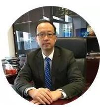上海航运运价交易有限公司执行总裁何海泳照片