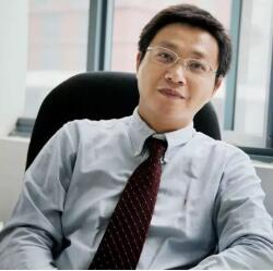 智子云CEO朱建秋 照片