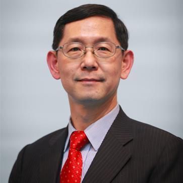 SAS公司大中华区总裁吴辅世照片