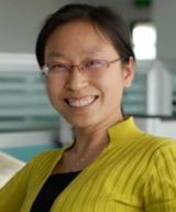 中科院北京基因组研究所副研究员宋述慧照片