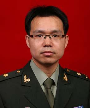 军事医学科学院放射与辐射医学研究所副研究员付汉江照片