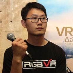 RGBVR CTO任福新照片