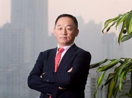 中国万向控股有限公司副董事长肖风照片