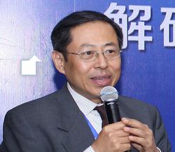 中国小额信贷联盟秘书长白澄宇照片