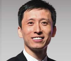 万事达大中华区总裁凌海照片